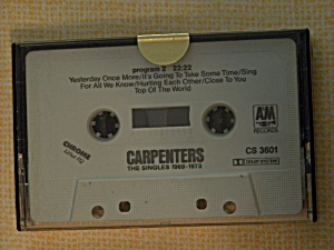 Carpenters  The Singles 1969-1973 (Image1)