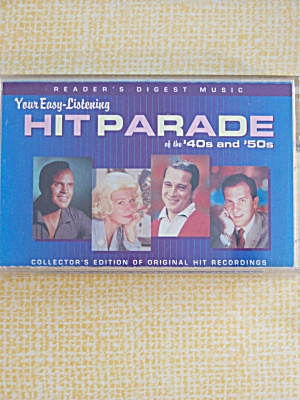 Hit Parade Of The '40s And '50s Tape 3
