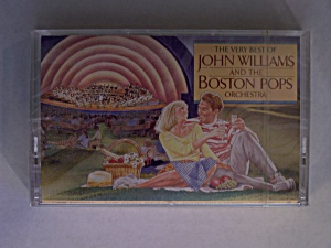The Very Best Of John Williams & The Boston Pops Tape 3 (Image1)