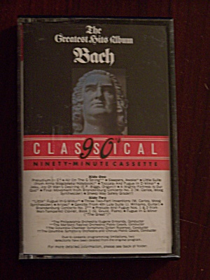 The Bach Greatest Hits Album