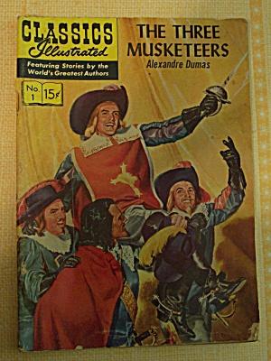 The Three Musketeers   Alexandre Dumas (Image1)