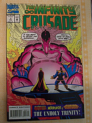 The Infinity Crusade, Vol. 1, No. 3, August 1993 (Image1)