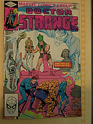 Doctor Strange, Vol. 1, No. 53, June 1982 (Image1)