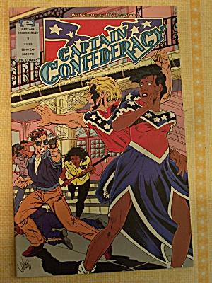Captain Confederacy, No. 2, December 1991 (Image1)