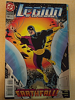 Legion Of Super-Heroes, July 1994 (Image1)
