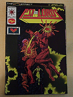 PSI-Lords, Vol 1, No. 3, November 1994 (Image1)