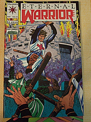 E-t-e-r-n-a-l Warrior, Vol. 1, No. 25, September 1994