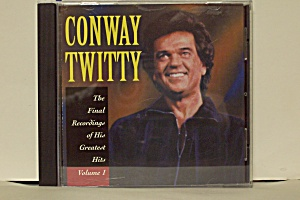 Conway Twitty,The Final Recordings of His Greatest Hits (Image1)