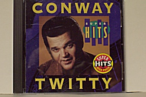 Conway Twitty, Super Hits (Image1)