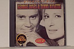 George Jones & Tammy Wynette, Greatest Hits, Vol. 2 (Image1)