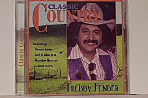 Freddy Fender, Classic Country (Image1)