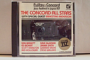 """The Concord All Stars, """"OW"""" (Image1)"""