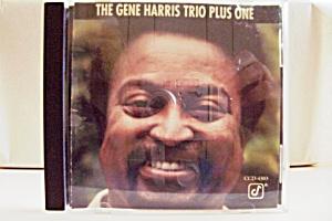 The Gene Harris Trio Plus One (Image1)