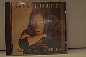 Michael Bolton - Time , Love & Tenderness (Image1)