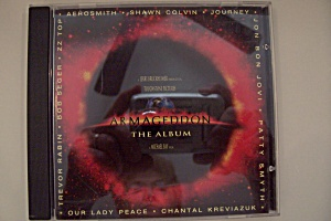 Armageddon, The Album (Image1)