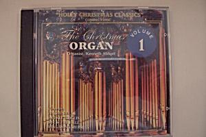 The Christmas Organ, Organist, Kenneth Abbott (Image1)