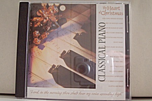 The Heart of Christmas - Classical Piano (Image1)