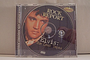 Rock Report - Elvis: The Lost Tapes (Image1)