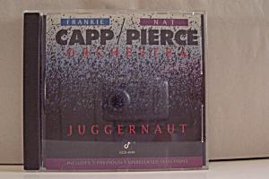 Frankie Capp/Nat Pierce Orchestra - Juggernaut (Image1)