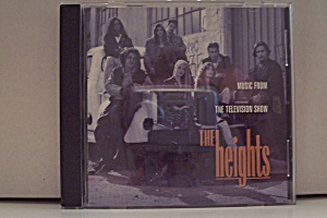 The Heights - Music From The Television Show (Image1)