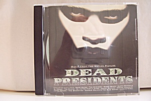 Music From The Motion Picture - Dead Presidents (Image1)