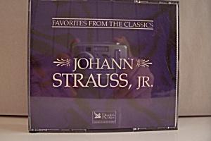 Favorites From the Classics/Johann Strauss, Jr. (Image1)