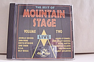 The Best Of Mountain Stage Volume Two (Image1)