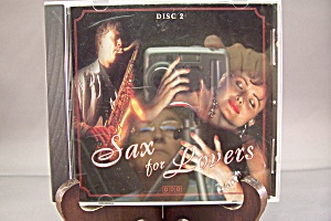 Sax for Lovers Disc 2 (Image1)