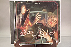 Sax for Lovers Disc 3 (Image1)