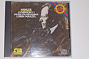 Mahler - Symphony 1 Wiener Philharmoniker (Image1)