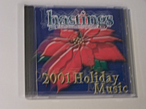 2001 Holiday Music (Image1)