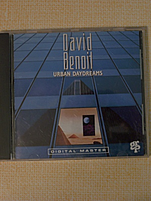 David Benoit   Urban Daydreams (Image1)
