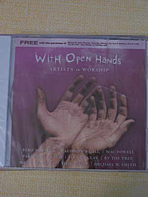 With Open Hands   Artists in Worship (Image1)