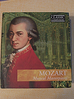 Mozart  Musical Masterpieces (Image1)