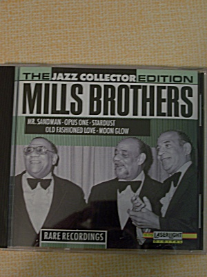 The Jazz Collector Edition Mills Brothers