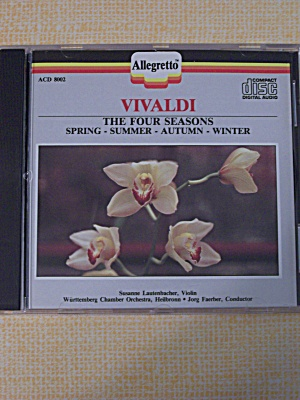 Vivaldi : The Four Seasons (Image1)
