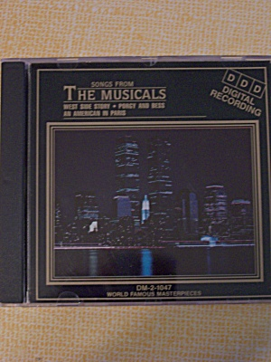 Songs From The Musicals (Image1)
