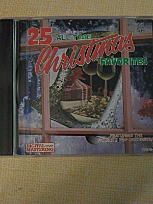 25 All Time Christmas Favorites (Image1)