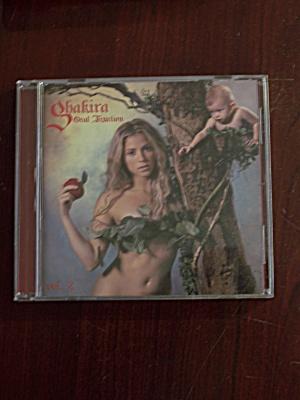 Shakira  Oral Fixation (Image1)