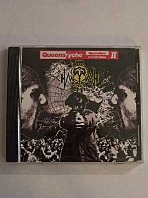 Queensryche   Operation: Mindcrime II (Image1)