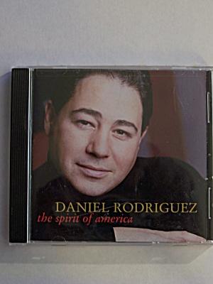 Daniel Rodriguez  The Spirit Of America (Image1)