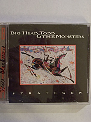 Big Head Todd & The Monsters Strategem