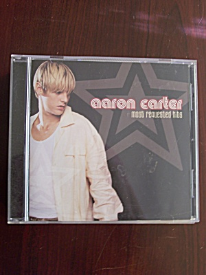 Aaron Carter  Most Requested Hits (Image1)