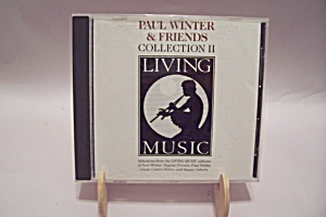 Paul Winter & Friends Collection II   Living Music (Image1)