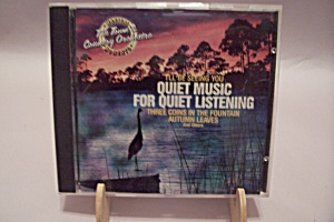 Magical Moments Quiet Music For Quiet Listening