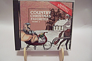 Country Christmas Favorites Volume 2