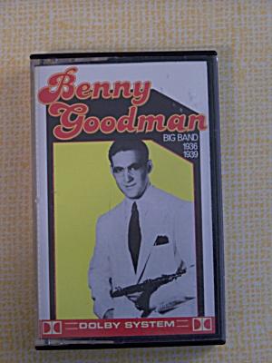 Benny Goodman Big Band - 1936-1939 (Image1)