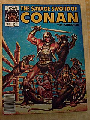 The Savage Sword Of Conan The Barbarian Vol. 1, No. 119 (Image1)