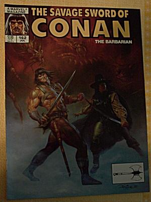 The Savage Sword Of Conan The Barbarian Vol. 1, No. 162 (Image1)
