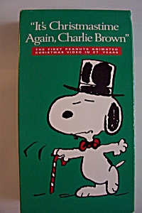 """It's Christmastime Again, Charlie Brown"" (Image1)"